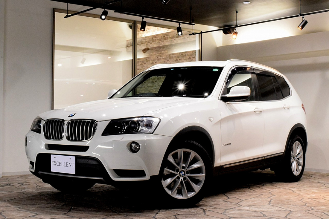 BMW X3 Sold out