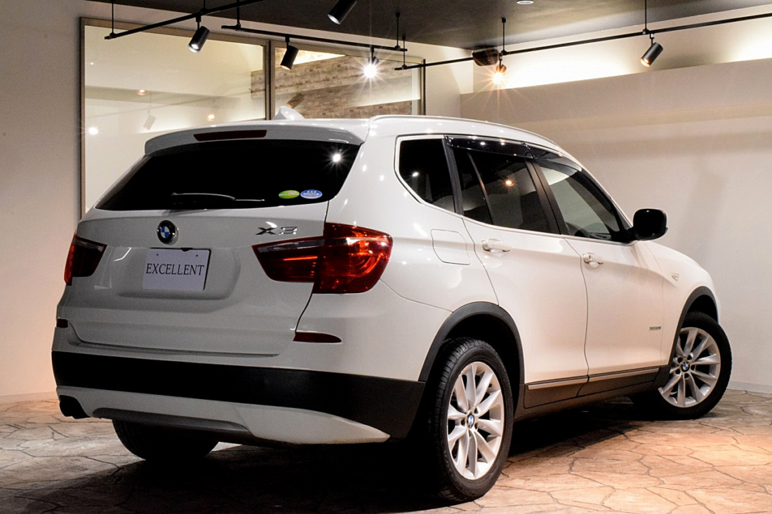 BMW X3 Sold outイメージ9