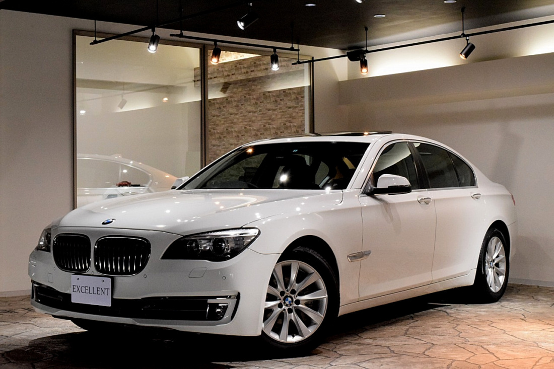 BMW 740i Sold out