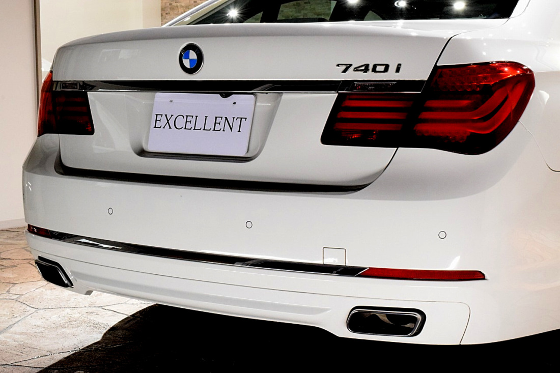 BMW 740i Sold outイメージ12