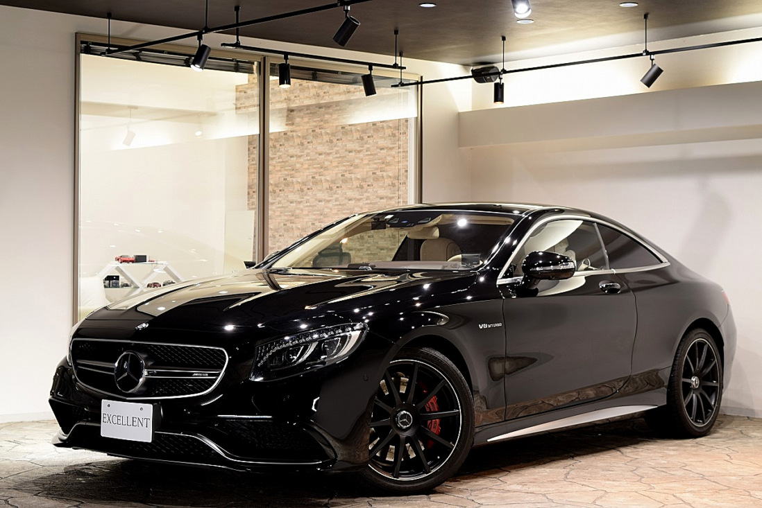 AMG S63 クーペ Sold out