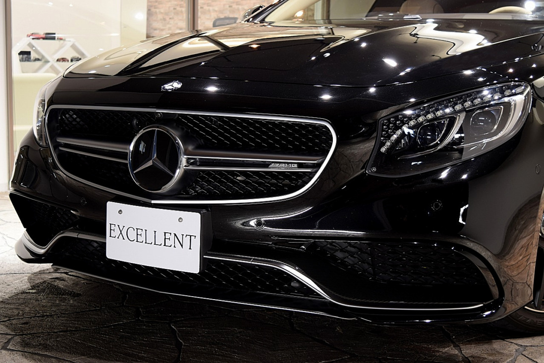 AMG S63 クーペ Sold outイメージ4