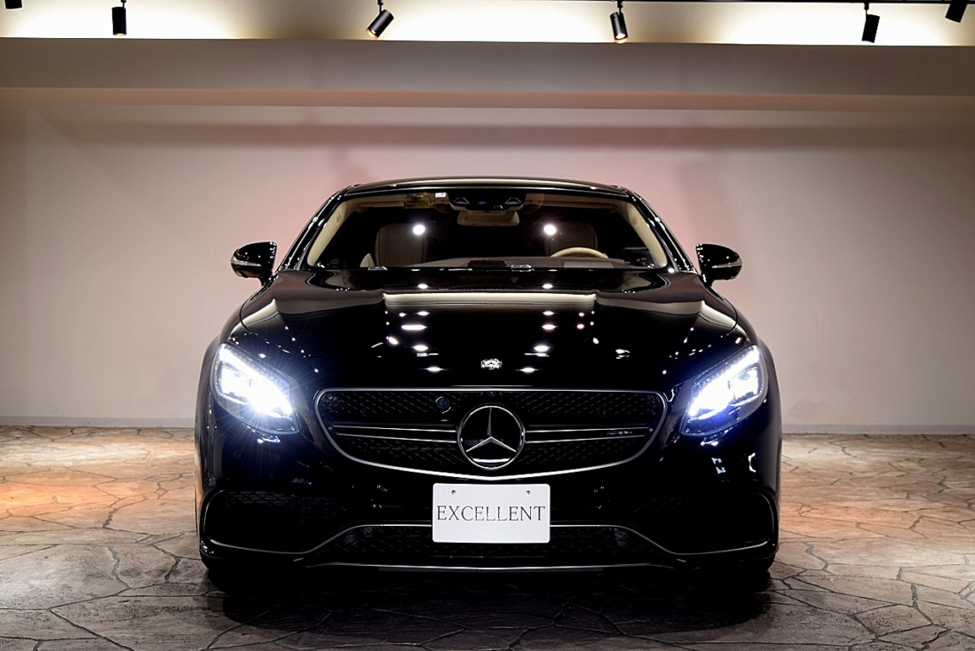 AMG S63 クーペ Sold outイメージ3