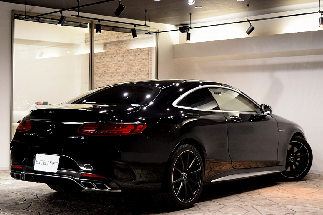 AMG S63 クーペ Sold outイメージ6