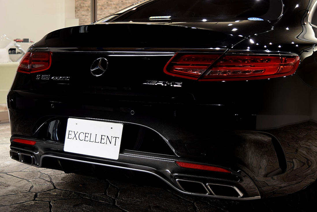 AMG S63 クーペ Sold outイメージ7