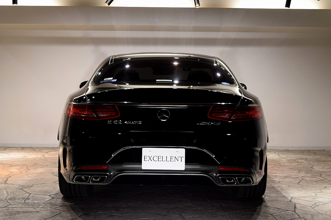 AMG S63 クーペ Sold outイメージ13
