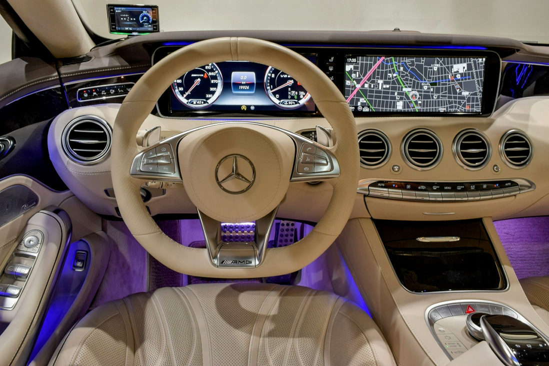 AMG S63 クーペ Sold outイメージ12