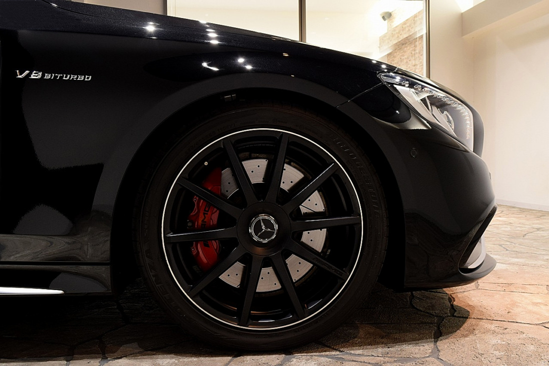 AMG S63 クーペ Sold outイメージ16