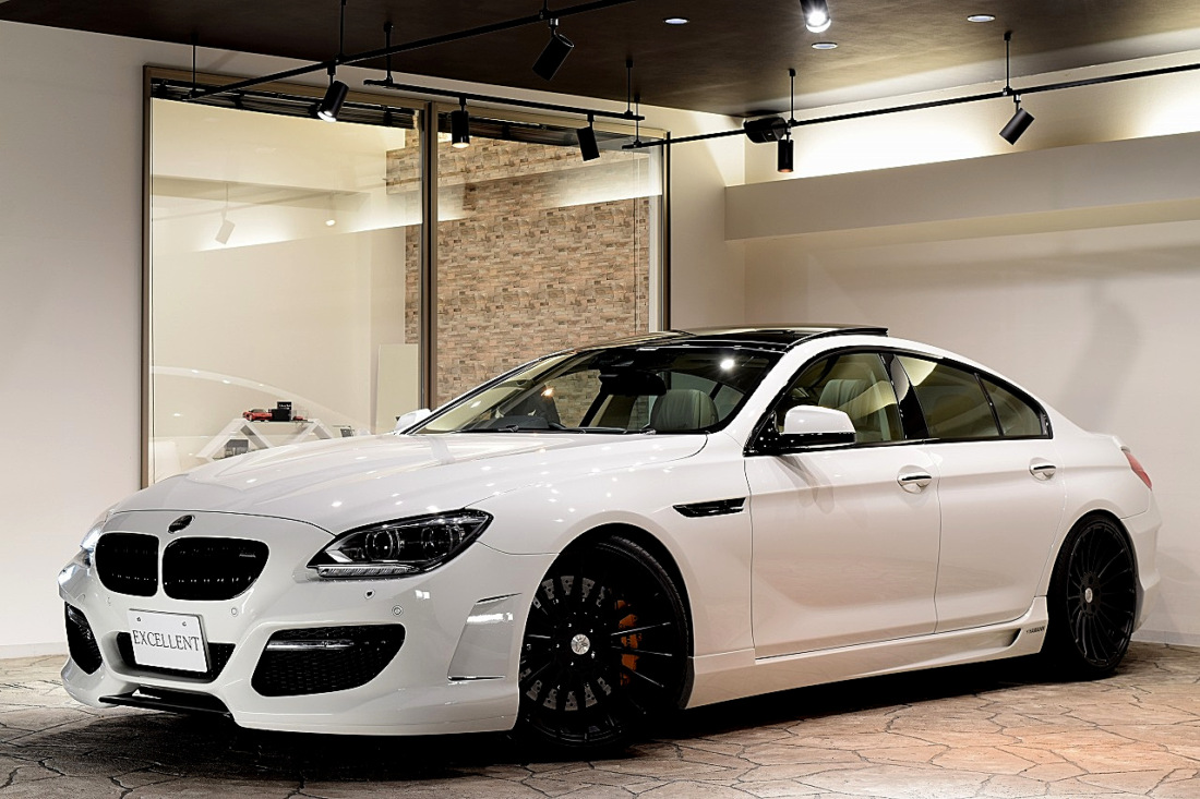 BMW 640iグランクーペ Sold out