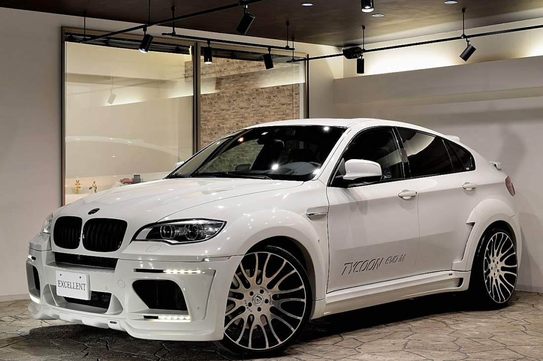BMW X6 M  Sold out
